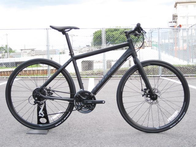昼間は真っ黒な自転車、夜は ...