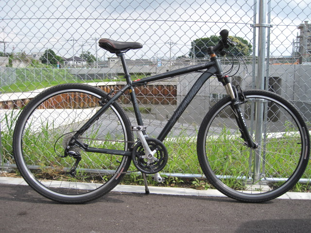 自転車の 自転車 スタンド 修理 値段 : クロスバイク中古車2台入荷 ...